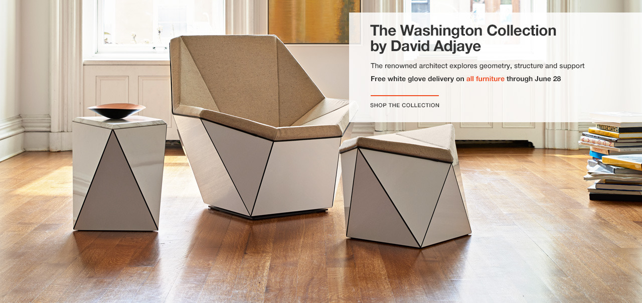 Washington Collection by David Adjaye