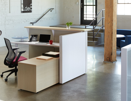 Traditional Commercial Office Furniture