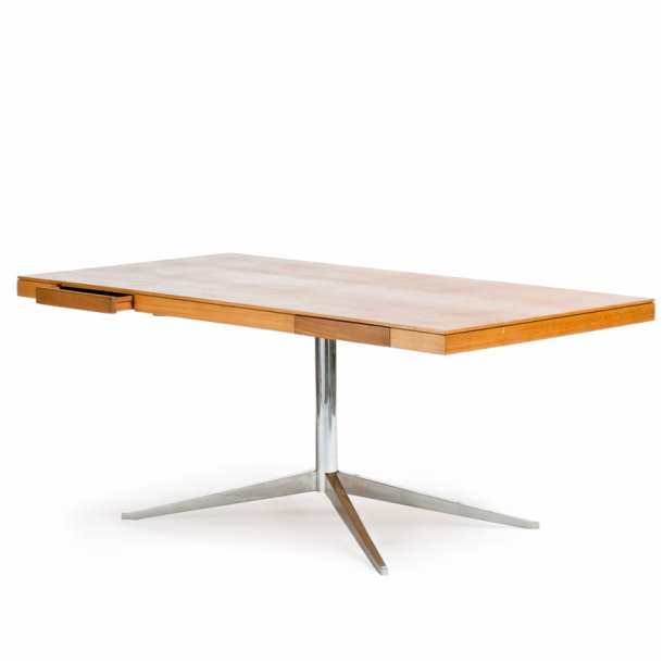 Florence Knoll Model 2845 Executive Table Desk  Knoll