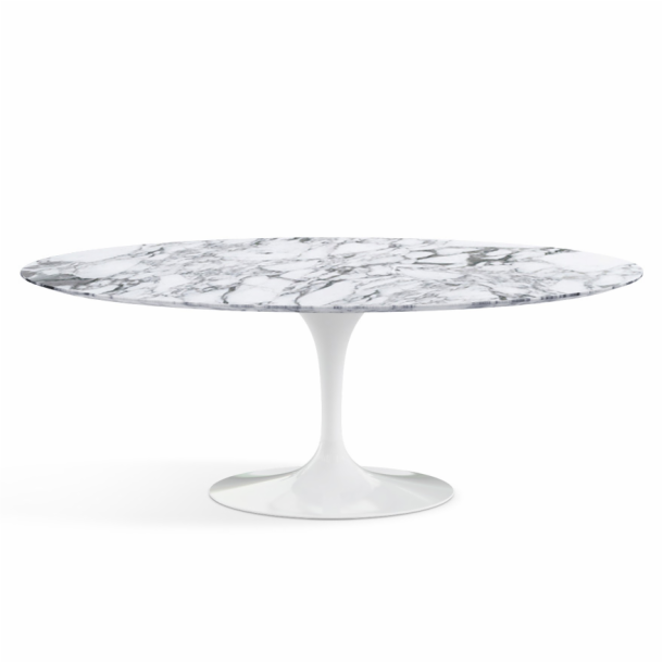 "Saarinen Dining Table - 78"" Oval"