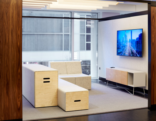 rockwell unscripted steps creative wall credenza pavilion
