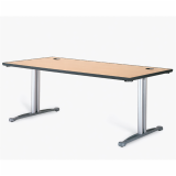 Propeller T-leg Table