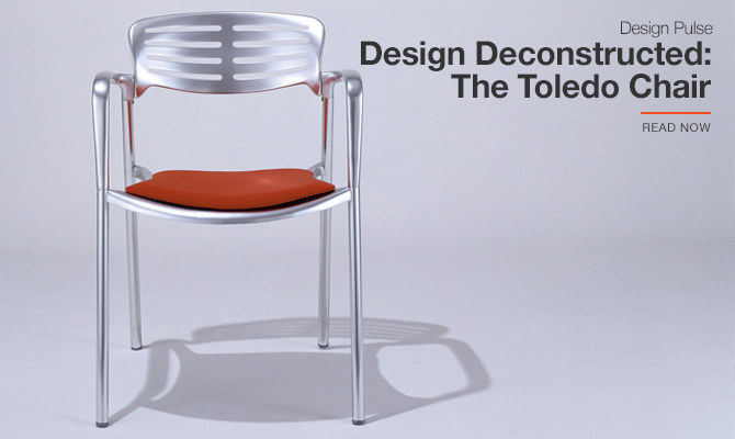 Design Deconstructed: The Toledo Chair