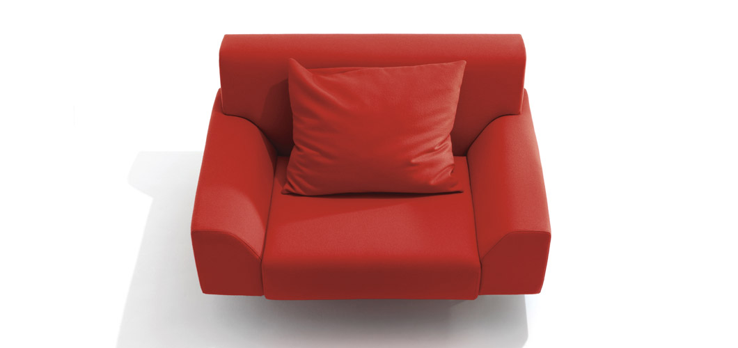 Knoll Boeri Lounge Chair by Cini Boeri