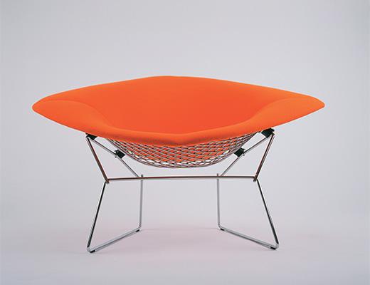 Superbe ... Bertoia Large Diamond Chair ...