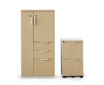 Series 2 Storage with Laminate Fronts
