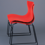 Vignelli Handkerchief Chairs