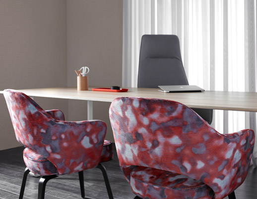 KnollTextiles The Decennium Collection Upholstery Drapery Wrapped Panel Wallcovering