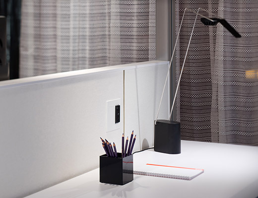 NeoCon 2013 Sparrow from Knoll LED Lighting Series