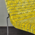 firefly upholstery yellow installation chair
