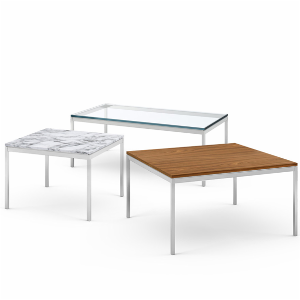 Florence knoll coffee and end tables knoll Florence knoll coffee table