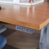 k. bench height-adjustable benching digital switch detail