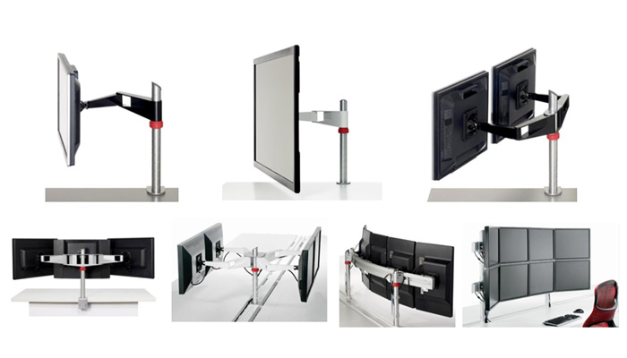 Sapper® Monitor Arm Collection