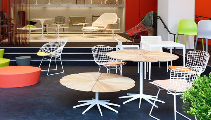 The New York Times Announces June 13 Knoll Home Design Store ...