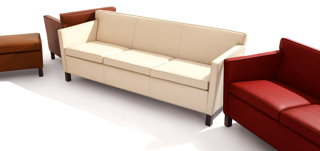 Miraculous Krefeld Sofa And Ottoman Knoll Bralicious Painted Fabric Chair Ideas Braliciousco