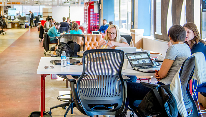 The Rise of Co-working