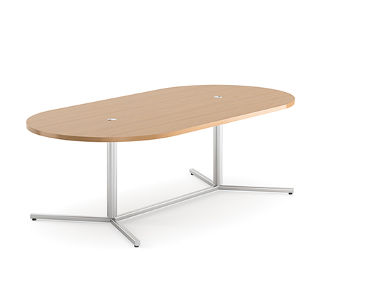 Knoll Antenna Workspaces Y-Base Table