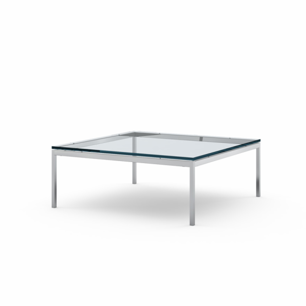 "Florence Knoll<sup>™</sup> Low Coffee Table - 35"" x 35"""