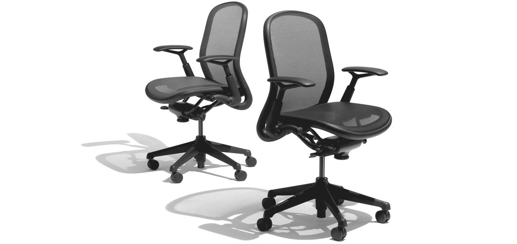 Chadwick Ergonomic Office Chair By Knoll