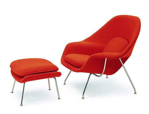 ... Eero Saarinen Womb Chair ...