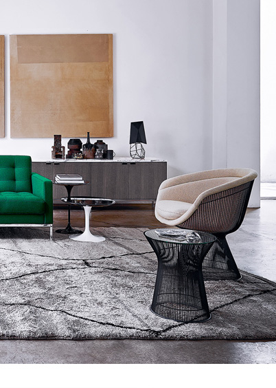 platner side table - Side Tables For Living Room