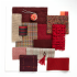 KnollTextiles The Archive Collection Feeling Plaid Feeling Happy Catwalk Season Cyclone Pomegranate In Stitches Poppy Stitches Alter Ego Tulip Looking Glass Biscuit Pullman Atrium Uni-Form Red Stretch Appeal Burgundy  July 2017