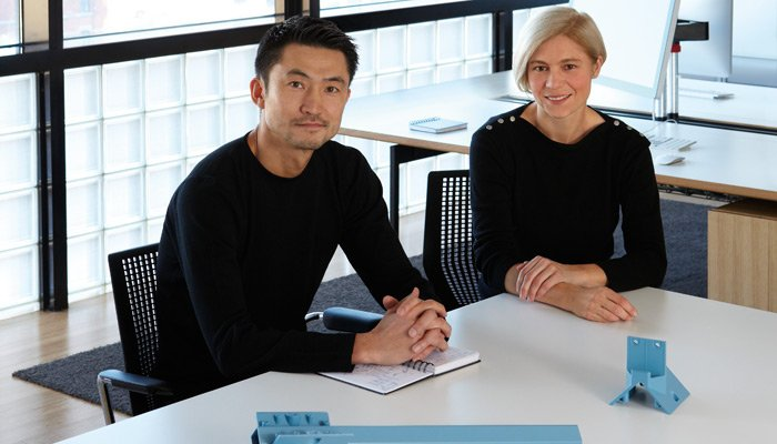 2013 Masamichi Udagawa and Sigi Moeslinger, Designers, Antenna Workspaces