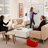 Knoll Open Plan Activity Spaces Enclave