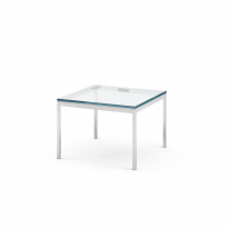 Side coffee tables design and planning knoll - Florence knoll rectangular coffee table ...