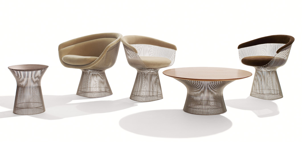 ... Knoll Platner Arm Chair By Warren Platner ...