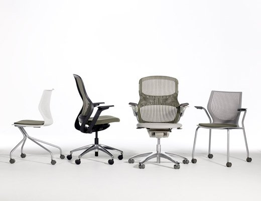 Generation by Knoll Family of Chairs
