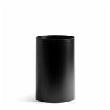 Knoll Smokador Round Trash Can
