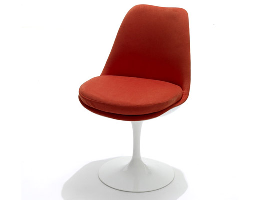 Knoll Saarinen Tulip armless Chair