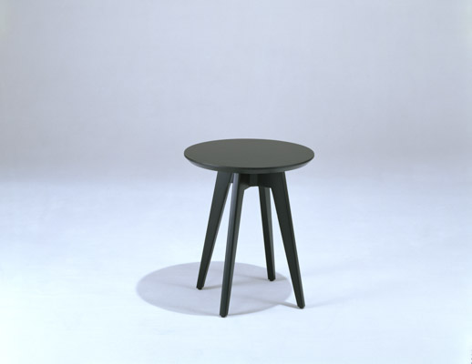 Risom Round Side Table