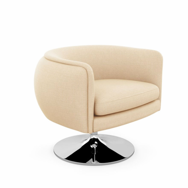 D'Urso Swivel Chair