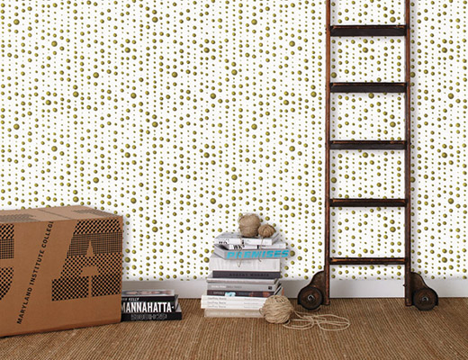 KnollTextiles Wallcovering by Abbott Miller