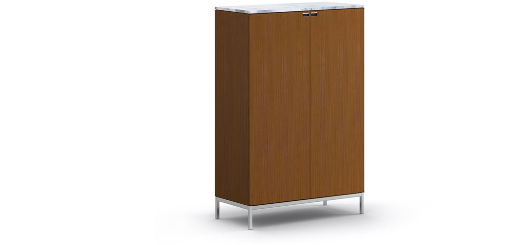 Florence Knoll Vertical Storage Cabinets