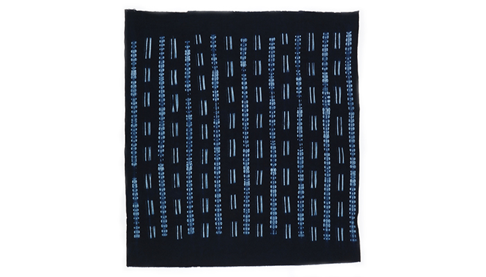 Adire Wrapper, Gambia, c. 1990 from David Adjaye Selects.