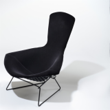 Harry Bertoia Bird Chair Knoll Velvet KnollTextiles