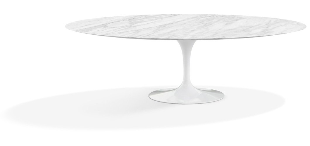 Saarinen dining table oval knoll - Tavolo knoll saarinen ovale ...