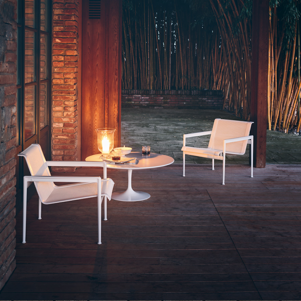 Luxe Lounge Stoel.1966 Lounge Chair Knoll