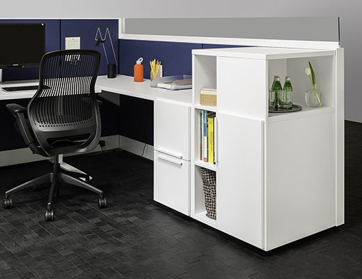 Knoll Anchor Storage for Open Plan Offices