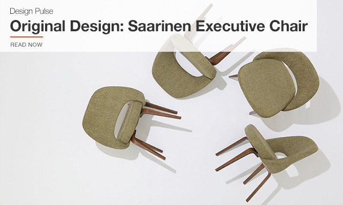 Original Design: Saarinen Executive Chair