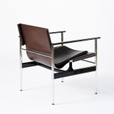 Knoll Pollock Arm Chair Back