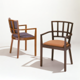 Vertical de Armas Side Chair