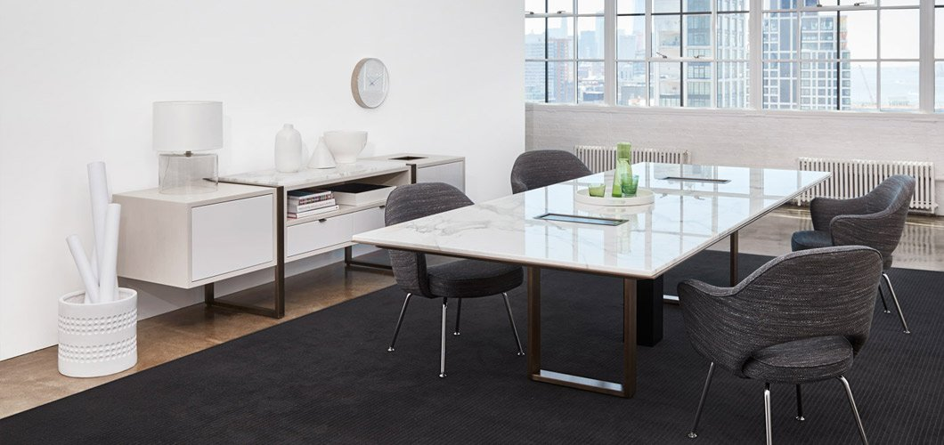 DatesWeiser Highline Table Conference Table Series