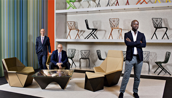 Washington Collection for Knoll by David Adjaye