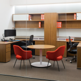 Knoll Reff Profiles Private Offices