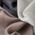 The Hallmark Collection KnollTextiles Lorelie Cameo Tinsel Tempest Drapery 100% Polyester neutral large weave woven sheer partially sheer hospitality residential drapery Stain Repellent