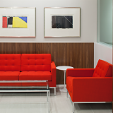 Reception Area for Sanguine Gas Exploration in Knoll Project Profile